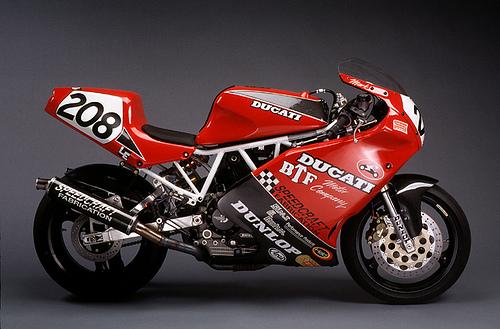 Ducati Racers History