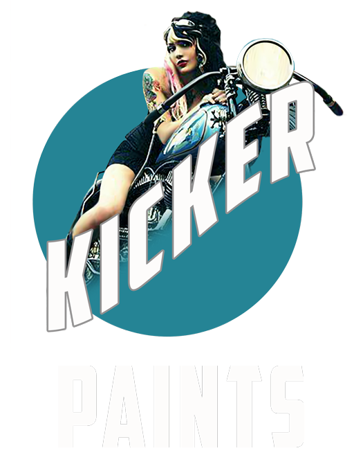 Kicker Paints Logo